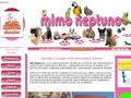 MimoNeptuno - Cash Mascota